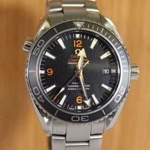 Omega 23230422101003 Steel Seamaster Planet Ocean