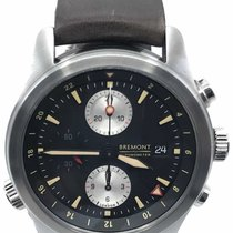 Bremont ALT1-Z Zulu Steel 43mm Black No numerals United States of America, Florida, Naples