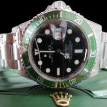 Rolex Submariner Date 16610LV 2010 new