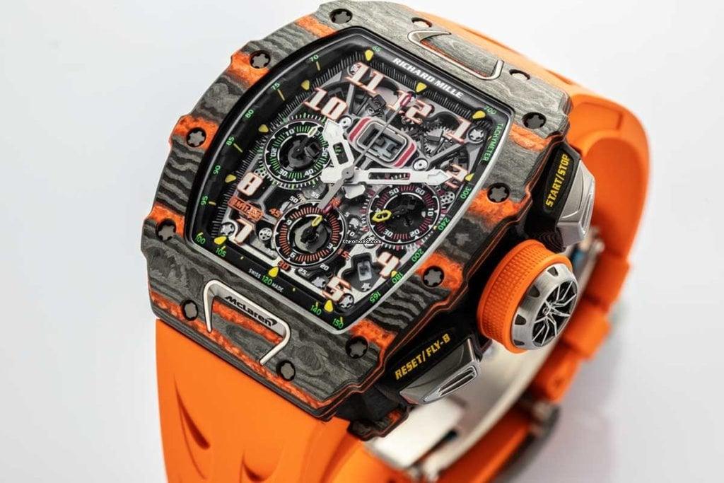 Richard Mille RM 011 RM 11-03 new