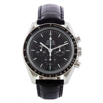 Omega Speedmaster Professional Moonwatch Ατσάλι 42mm Μαύρο