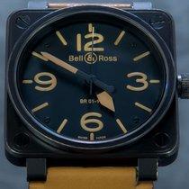 Bell & Ross BR 01-92 Otel 46mm Negru Arabic
