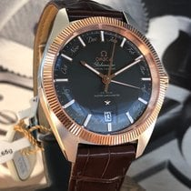 Omega Globemaster new 2019 Automatic Watch with original box and original papers 130.23.41.22.06.001