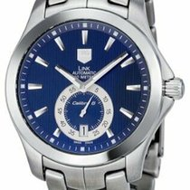 TAG Heuer Link Steel 39mm Blue United States of America, Ohio, Westerville