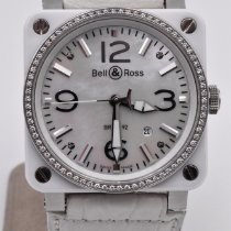 Bell & Ross Steel 42mm Automatic BR03-92 pre-owned United States of America, Texas, Houston