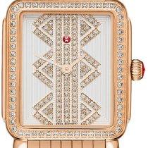 米歇尔 Deco MICHELE DECO II MID DIAMOND ROSE TONE DIAMOND MWW06I000021 全新