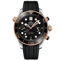 Omega Seamaster Diver 300 M 210.22.44.51.01.001 2020 neu