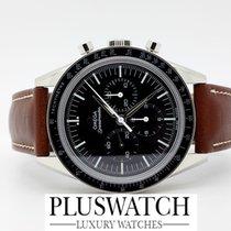 Omega Speedmaster Professional Moonwatch Acciaio 40mm Nero Italia, l'aquila