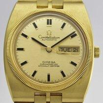 Reloj Omega Constellation Oro