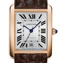 Cartier Tank Solo Rose gold 31mm Silver United States of America, New York, Airmont