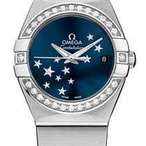 Omega Constellation Star 24mm 123.15.24.60.03.001