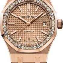 Audemars Piguet Royal Oak Lady new 2019 Automatic Watch with original box and original papers 15451OR.ZZ.1256OR.03