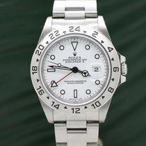 Rolex Explorer II Stahl Automatik Ref :16570 von 1998