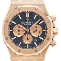 Audemars Piguet Royal Oak Chronograph neu 41mm Roségold