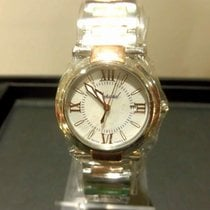 Chopard IMPERIALE 28MM Full Steel & Rose Gold Pearl Dial...