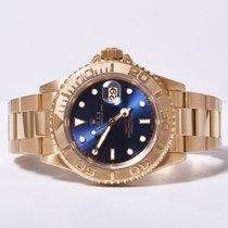 Rolex Yacht Maste Blue 16628