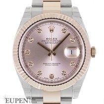 Rolex Datejust II Gold/Stahl 41mm Pink Keine Ziffern Deutschland, Köln