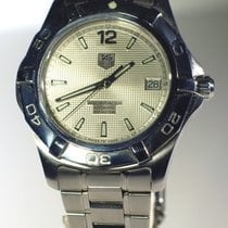 TAG Heuer Aquaracer 300M Steel 41mm Silver No numerals United States of America, Florida, Sarasota