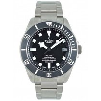 Tudor new Automatic Rotating Bezel 42mm Titanium