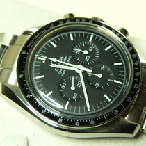 Omega Speedmaster with Sapphire case back 1863