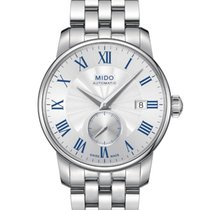 Mido Steel 42mm Automatic M8608.4.21.1 new