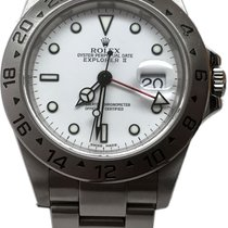 Rolex II 16570 Steel Explorer II 40mm pre-owned United States of America, Florida, Naples