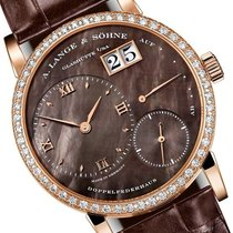 A. Lange & Söhne Little Lange 1 Rose gold 36,1mm Brown United States of America, Florida, Sunny Isles Beach