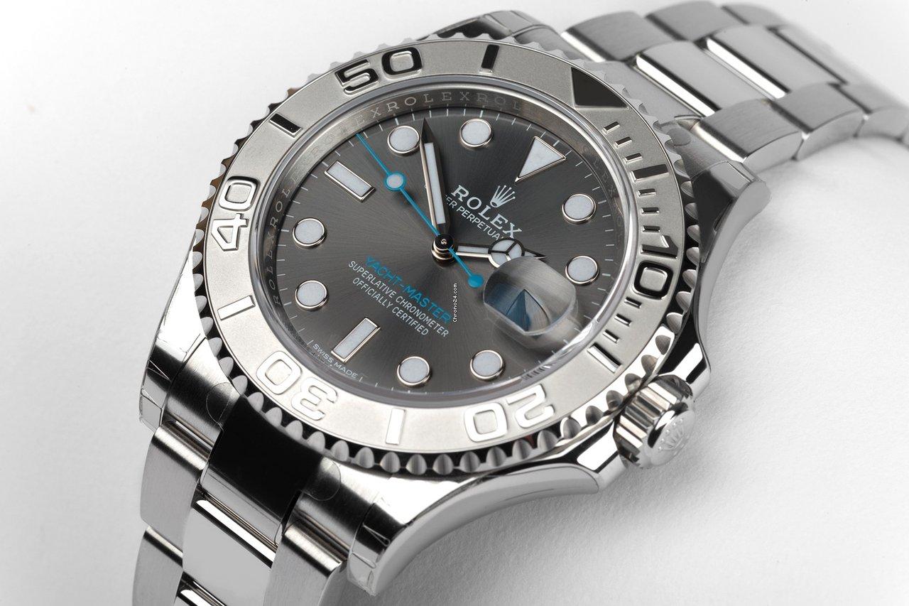 eb5b006fdb5 Comprar relógio Rolex Yacht-Master
