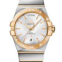 Omega Constellation Day-Date 123.25.38.22.02.002 nouveau