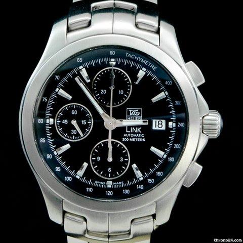 Μεταχειρισμένα ρολόγια TAG Heuer Link  b6627eb0131
