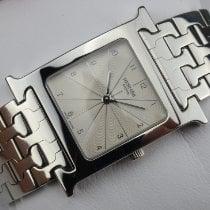 Hermès Stahl 25mm Quarz HH1.510 gebraucht Deutschland, Pirmasens