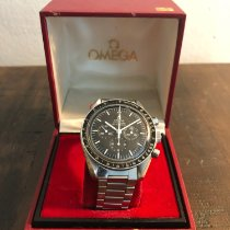 Omega Speedmaster Professional Moonwatch Steel 42mm Black No numerals Australia, Fitzroy North