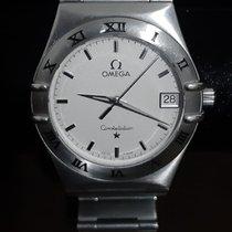 Omega Constellation Quartz Acero 33mm Blanco Sin cifras México, Guadalajara