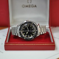 Omega Seamaster 300 Steel Black United Kingdom, London