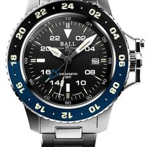 Ball Steel 42mm Automatic DG2018C-S5C-BK new