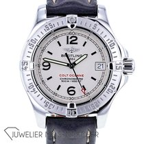 Breitling Colt Oceane Steel 34mm Arabic numerals