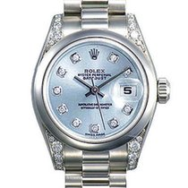 Rolex Platinum 31mm Automatic 178296 new