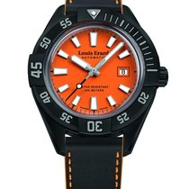 Louis Erard La Sportive 44mm Orange