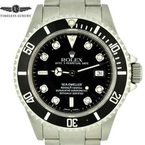 Rolex 16600 Steel 2006 Sea-Dweller 4000 40mm pre-owned United States of America, Georgia, Atlanta