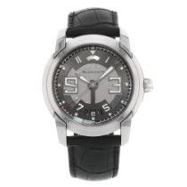 Blancpain L-Evolution pre-owned 43.5mm Silver Leather