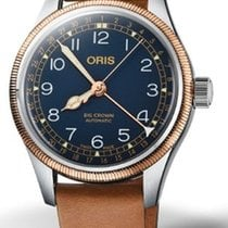 Oris Big Crown Pointer Date 01 754 7749 4365-07 5 17 66G 2020 new
