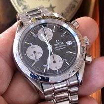 Omega Steel Automatic Speedmaster pre-owned
