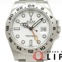 Rolex Explorer II Steel 42mm White