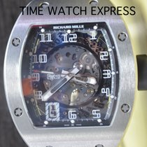 Richard Mille Titanium 48mm Automatic RM10 pre-owned