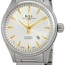 Ball Fireman Racer Acero 42mm Plata