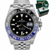 Rolex GMT-Master II 126710BLNR ny