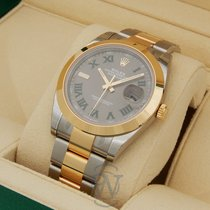 Rolex 126303 Gold/Steel 2020 Datejust 41mm new United States of America, New York, New York