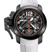 Graham Chronofighter Oversize Carbono