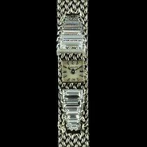 Blancpain Retailed By Kutchinsky 18k White Gold Diamond Set...