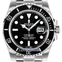 Rolex Submariner Date new Automatic Watch with original box and original papers